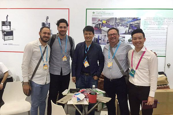Canton fair chinese interpreter August 2019