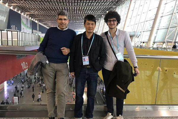 Canton fair chinese interpreter April 2019
