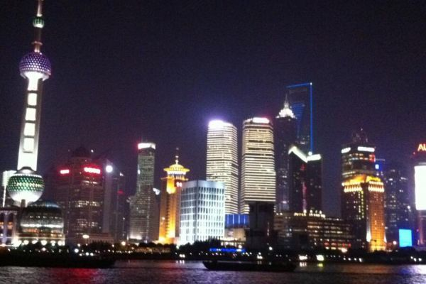 How to enjoy the night of shanghai  -  10 Jau 2020