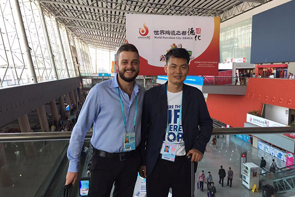 Canton fair chinese interpreter Oct 2018